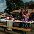 Welpen organiseren een High-Tea voor ouders en familie